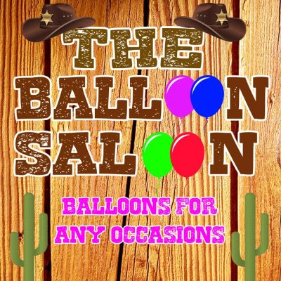 Balloon Saloon - Click & Collect